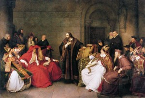 Hus at the Council of Constance